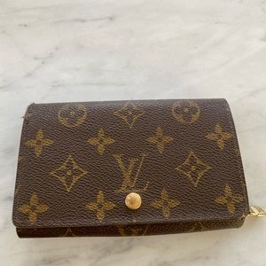 Louis Vuitton Monogram Small Wallet